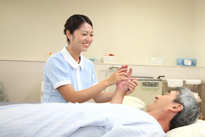 患者様のメンタルサポートも看護助手の役割