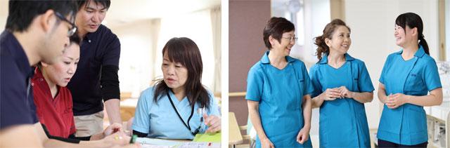 アンビス(医心館) 医療分野のニーズに強い介護サービスを提供